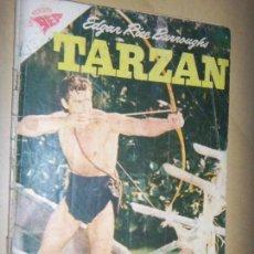 Tebeos: TARZAN N.79 1958 E.R. BURROUGHS GORDON SCOTT -OFERTA. Lote 133780626