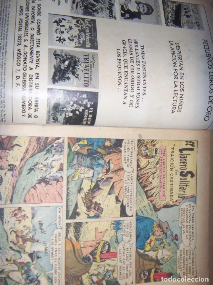 Tebeos: EL LLANERO SOLITARIO N.86 -1960 - Foto 2 - 133780726