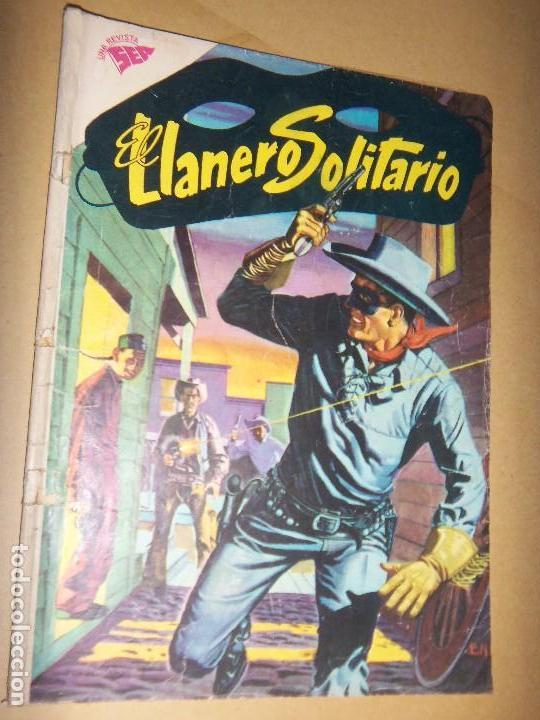 EL LLANERO SOLITARIO N.86 -1960 (Tebeos y Comics - Novaro - El Llanero Solitario)