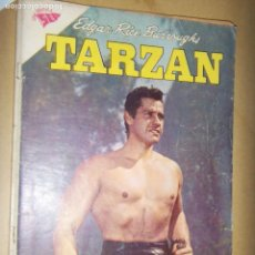 Tebeos: TARZAN N.95 DE 1959 E.R. BURROUGHS -GORDON SCOTT--OFERTA. Lote 133780782