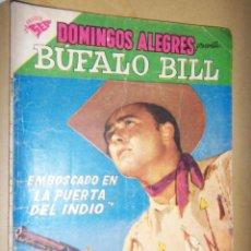 Tebeos: DOMINGOS ALEGRES N.267 DE 1959 BUFALLO BILL. Lote 133780802