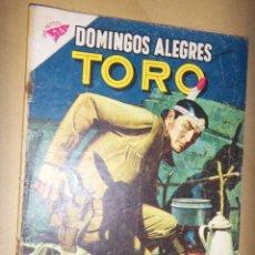 Tebeos: DOMINGOS ALEGRES N.278 DE 1959 TORO. Lote 133780826