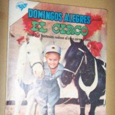 Tebeos: DOMINGOS ALEGRES N.285 1959 EL CIRCO. Lote 133780886