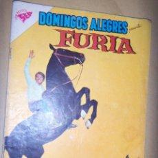 Tebeos: DOMINGOS ALEGRES N.333 FURIA,. Lote 133780898