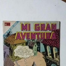 Tebeos: MI GRAN AVENTURA N° 129 - ORIGINAL EDITORIAL NOVARO. Lote 133793902