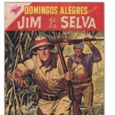 Tebeos: DOMINGOS ALEGRES NUMERO 204 JIM DE LA SELVA. Lote 133850822
