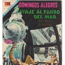 Tebeos: DOMINGOS ALEGRES NUMERO 805 VIAJE AL FONDO DEL MAR.. Lote 133851078