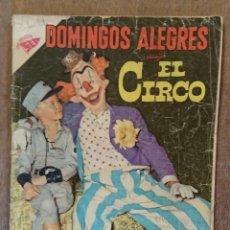 Tebeos: COMIC DOMINGOS ALEGRES EL CIRCO 1959. Lote 133942102