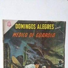 Tebeos: DOMINGOS ALEGRES N° 631 - ORIGINAL EDITORIAL NOVARO. Lote 133997766