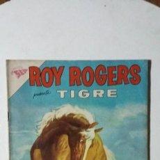 Tebeos: ROY ROGERS N° 122 - ORIGINAL EDITORIAL NOVARO. Lote 134035446