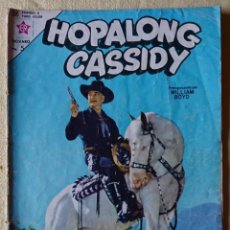 Tebeos: COMIC HOPALONG CASSIDY 1963. Lote 134042226