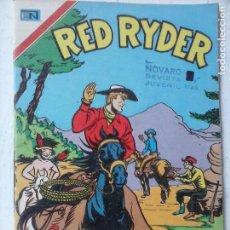 Tebeos: NOVARO RED RYDER Nº 2 - 401 AGUILA. Lote 134043730