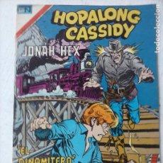 Tebeos: NOVARO HOPALONG CASSIDY Nº 2 - 310 JONHA HEX - AGUILA. Lote 134043882