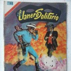 Tebeos: NOVARO EL LLANERO SOLITARIO Nº 2 - 395 AGUILA. Lote 134044094