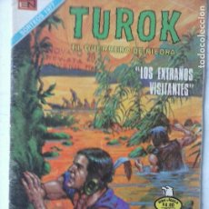BDs: NOVARO TUROK Nº 2 - 161 AGUILA. Lote 134044578