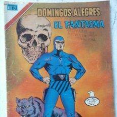 Tebeos: NOVARO DOMINGOS ALEGRES - EL FANTASMA Nº 1243 AGUILA. Lote 134046850