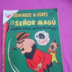 Tebeos: EL SEÑOR MAGU DOMINGOS ALEGRES Nº 96 AÑO 1956. SEA NOVARO. Lote 134048458