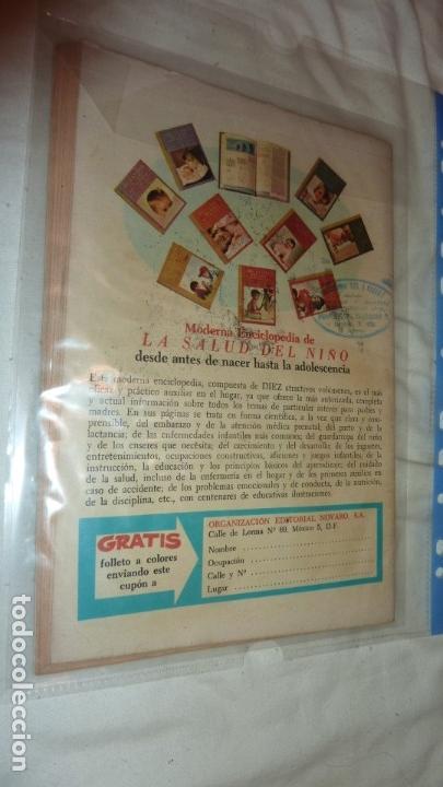 Tebeos: PARACELSO VIDAS ILUSTRES NOVARO ¡EJEMPLAR RARO, DE LOS MÁS BUSCADOS! - Foto 6 - 134096918