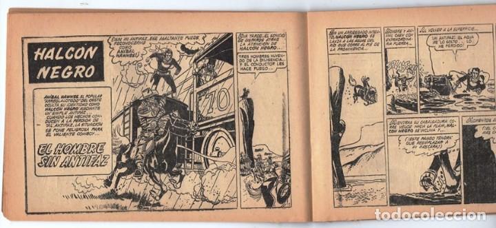Tebeos: HACHA BRAVA # 32 TOMAJAUK EL GUERRERO SOLITARIO MUCHNIK 1957 HOPALONG CASSIDY VIGILANTE 48 P EXCELEN - Foto 6 - 134135490