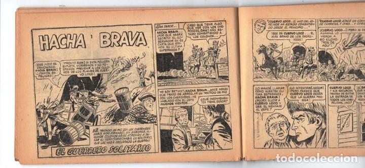 Tebeos: HACHA BRAVA # 32 TOMAJAUK EL GUERRERO SOLITARIO MUCHNIK 1957 HOPALONG CASSIDY VIGILANTE 48 P EXCELEN - Foto 8 - 134135490