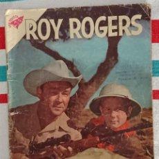 Tebeos: COMIC ROY ROGERS Nº101 NOVARO 1961. Lote 134148066
