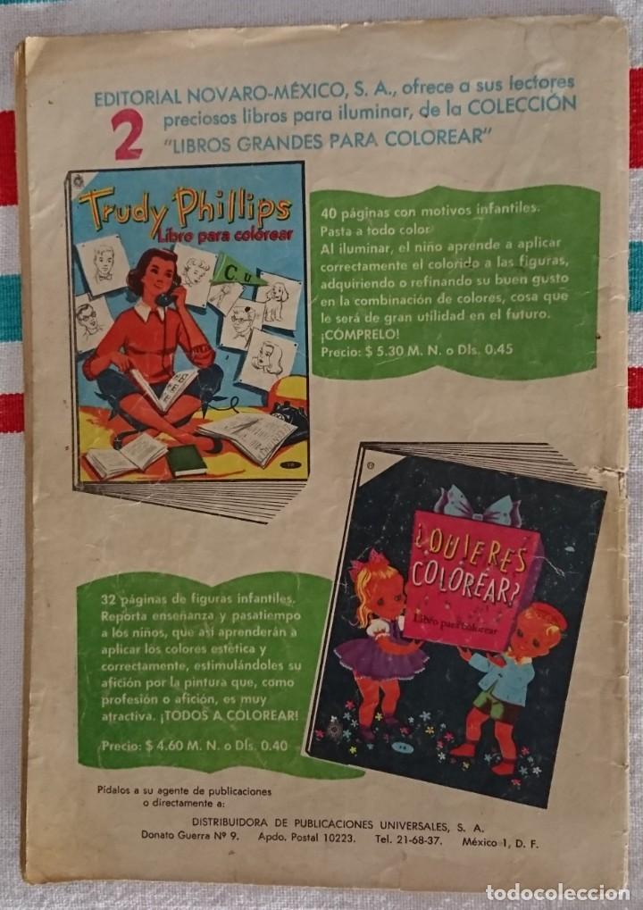 Tebeos: COMIC ROY ROGERS Nº101 NOVARO 1961 - Foto 2 - 134148066