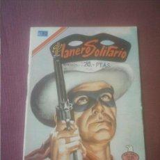 Tebeos: EL LLANERO SOLITARIO NOVARO SERIE AGUILA Nº 2-396 , 1977.. Lote 133856726