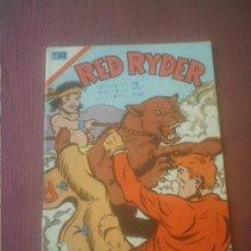 Tebeos: RED RYDER NOVARO SERIE AGUILA Nº 2-411 ,1977.. Lote 133857606
