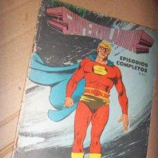 Tebeos: SUPERVOLADOR EL SUPERMAN ARGENTINO 1967. Lote 134247166