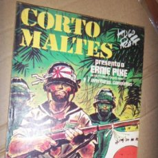 Tebeos: CORTO MALTES N.12 DE HUGO PRATT-ERNIE PIKE 7 AVENTURAS COMPLETAS GUION OESTERHELD EDIT. RECORD. Lote 134247258
