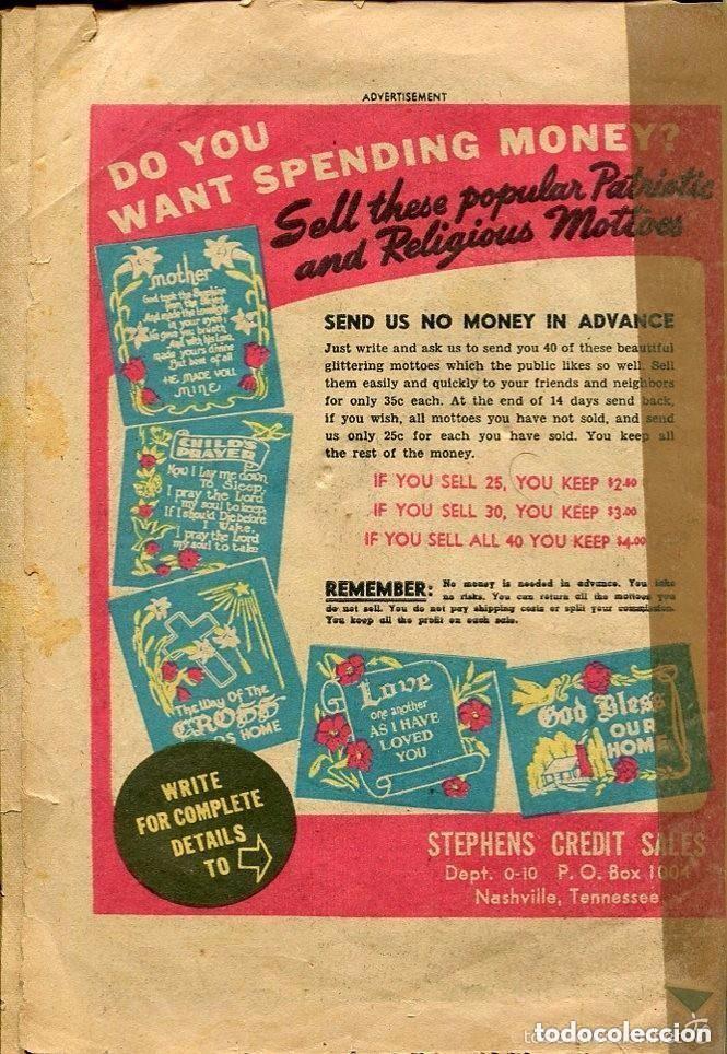 Tebeos: SUPERMAN-SUPERBOY-Nº 231-1956- PRINTED IN U.S.A - Foto 4 - 135175518