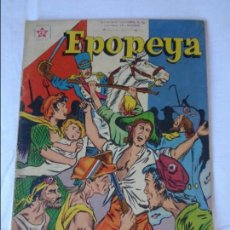 Tebeos: EPOPEYA N° NUMERO 25 -LA REVOLUCIÓN FRANCESA - NOVARO - 1960. Lote 135227826