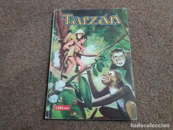 TARZÁN. LIBROCOMIC. NOVARO. 1978. XLVI. (Tebeos y Comics - Novaro - Tarzán)