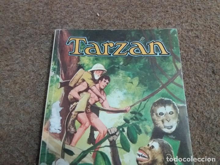 Tebeos: Tarzán. Librocomic. Novaro. 1978. XLVI. - Foto 2 - 135357118
