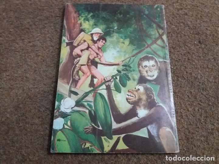 Tebeos: Tarzán. Librocomic. Novaro. 1978. XLVI. - Foto 3 - 135357118