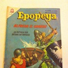 Tebeos: ALFREDO EL GRANDE (1965)- MUY BIEN CONSERVADO. Lote 135455706