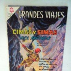 Tebeos: GRANDES VIAJES -Nº.31 - AÑO 1965- MUY BIEN CONSERVADO. Lote 135461138