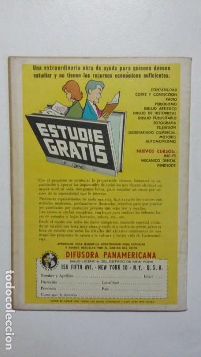 Tebeos: Dimensión desconocida! - Domingos alegres n°493 - original editorial Novaro - Foto 3 - 135483386