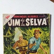 Tebeos: JIM DE LA SELVA! - DOMINGOS ALEGRES N° 178 - ORIGINAL EDITORIAL NOVARO. Lote 135484922