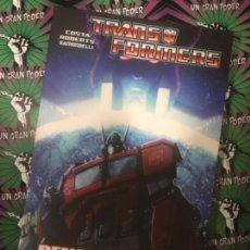 Livros de Banda Desenhada: TRANSFORMERS. RENACIMIENTO. Lote 135456110