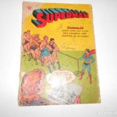 Tebeos: SUPERMAN Nº 108. Lote 135519386