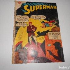 Tebeos: SUPERMAN Nº 127. Lote 135519702