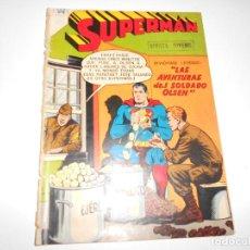Tebeos: SUPERMAN Nº 155. Lote 135519894