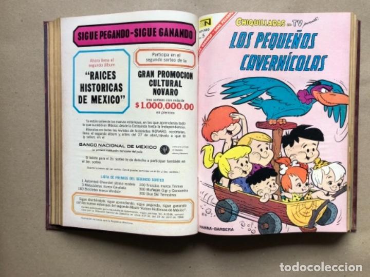 Tebeos: 15 EJEMPLARES DE LA EDITORIAL NOVARO (AÑOS 60s). ENCUADERNADOS. PORKY Y SUS AMIGOS, TOM Y JERRY, ... - Foto 7 - 135682439