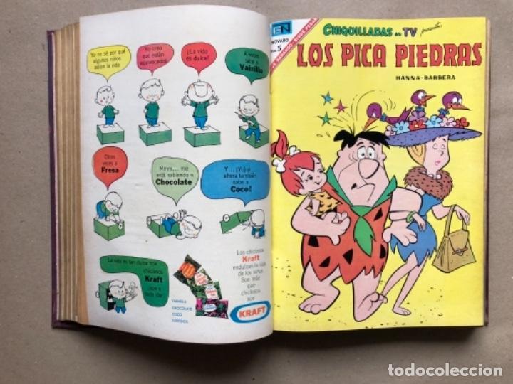Tebeos: 15 EJEMPLARES DE LA EDITORIAL NOVARO (AÑOS 60s). ENCUADERNADOS. PORKY Y SUS AMIGOS, TOM Y JERRY, ... - Foto 10 - 135682439