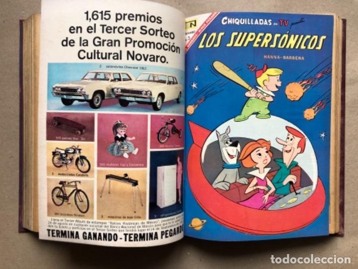 Tebeos: 15 EJEMPLARES DE LA EDITORIAL NOVARO (AÑOS 60s). ENCUADERNADOS. PORKY Y SUS AMIGOS, TOM Y JERRY, ... - Foto 11 - 135682439