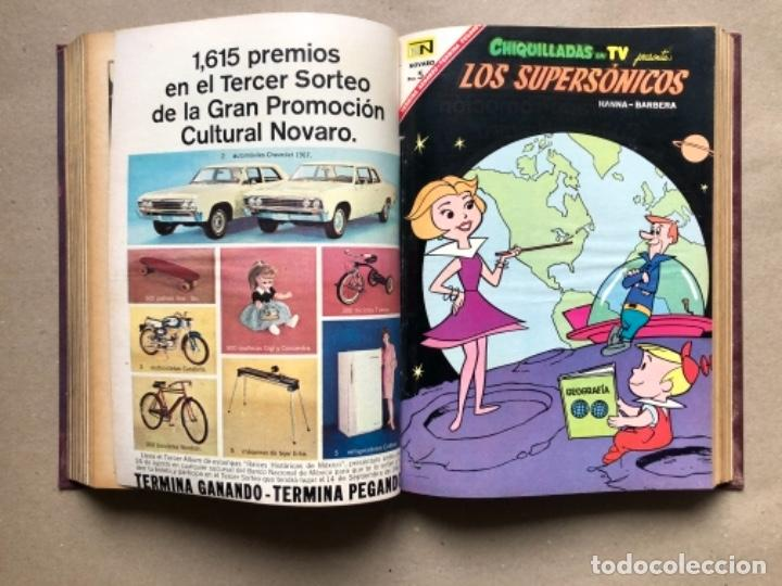 Tebeos: 15 EJEMPLARES DE LA EDITORIAL NOVARO (AÑOS 60s). ENCUADERNADOS. PORKY Y SUS AMIGOS, TOM Y JERRY, ... - Foto 12 - 135682439