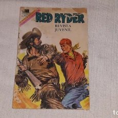 Tebeos: RED RYDER AÑO XV Nº 198 - UNA MUCHACHA FELIZ - REVISTA JUVENIL - EDITORIAL NOVARO - AÑO 1969. Lote 135778598