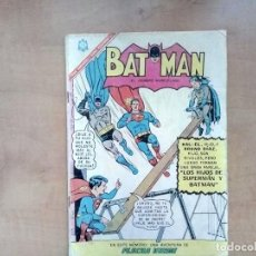 Tebeos: BATMAN, NOVARO. Nº 350. AÑO 1966. LOS HIJOS DE SUPERMAN Y BATMAN.. Lote 135803826