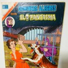 Tebeos: EL FANTASMA NÚMERO 1-1307 EDITORIAL NOVARO AÑO 1979 DOMINGOS ALEGRES. Lote 136077534